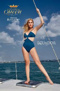 ชุดว่ายน้ำ 20 ผู้เข้าประกวด Miss International Queen 2019