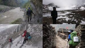 """คนแรกของเมืองไทย! นักวิ่งข้ามภูเขาหิมาลัย """"ดร.จุ๋ง-ชุมพล ครุฑแก้ว"""""""