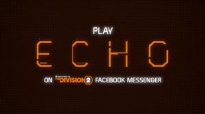 """อย่างล้ำ! ยูบิซอฟท์เผยโฉม Echo สวมบทเอเจ้นท์ใน """"The Division 2"""""""