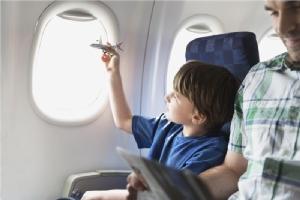 ทำอย่างไรไม่ให้เด็กกลัวการขึ้นเครื่องบิน
