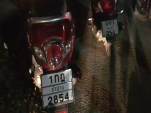 รวบทันควัน 2 หนุ่มเมืองรถม้า ขโมยรถมอเตอร์ไซค์ถนนคนเดินกาดกองต้ากลางดึก