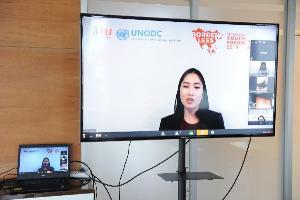 ครั้งแรกของโลก! TIJ จับมือ UNODC พลิกโฉมการประชุมระดับสากลสู่การสัมมนาเยาวชนไร้พรมแดนผ่านเครือข่ายออนไลน์