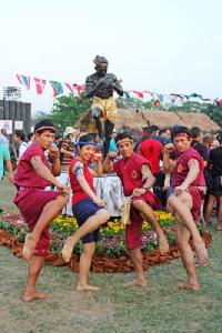 มาร่วมชมงานไหว้ครูมวยไทยโลก 16-17 มี.ค. นี้ ณ อุทยานประวัติศาสตร์พระนครศรีอยุธยา