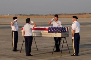 พม่าส่งมอบอัฐินักบินสหรัฐฯ สมัยสงครามโลกครั้งที่ 2 กลับประเทศ