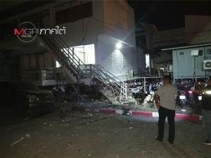 """""""ระเบิดสตูล-พัทลุง"""" ระเบิดการเมืองถล่มภูมิใจไทย หรือระเบิดแสดงศักยภาพขยายพื้นที่ไฟใต้!!"""
