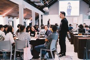 """ฉลองครบ 2 ปี """"นวิน คอนซัลแตนท์"""" ที่ปรึกษาธุรกิจและการสร้างแบรนด์ เผยเคล็ดลับความสำเร็จ """"Creative Buddy"""" มุ่งต่อยอดธุรกิจเอสเอ็มอีไทยด้วยความคิดสร้างสรรค์"""