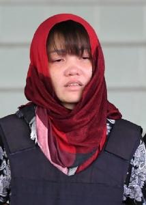 มาเลเซียปฏิเสธถอนฟ้อง 'สาวเวียดนาม' ผู้ต้องหาฆ่า 'คิม จองนัม'