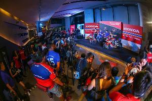 ฮอนด้าชวนเชียร์ 3 ดาวรุ่งไทยเปิดบ้านล่าแชมป์ เอเชีย ทาเลนต์ โฮมเรซ