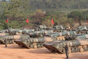 กองทัพกัมพูชา-จีน เปิดฉากซ้อมรบร่วมมังกรทอง 2019