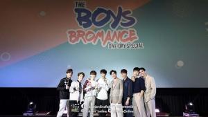 8 หนุ่มฮอต เสิร์ฟความสุข ฟินสุดๆ ใน The Boys Bromance One Day Special