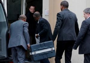 กล่องบันทึกข้อมูลการบินและกล่องบันทึกเสียงสนทนาในห้องนักบินก็ถูกส่งไปถึงกรุงปารีสแล้วในวันพฤหัสบดี(14มี.ค.)