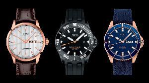 นาฬิกาลักชูรี่ สปอร์ต 3 รุ่นใหม่! จาก Mido class=
