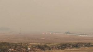 อ่วมหนัก! เชียงใหม่เผชิญวิกฤตมลพิษอากาศโงหัวไม่ขึ้นแย่สุดในโลก 5 วันซ้อน
