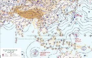 """อุตุฯ เตือนอีสาน-กลาง-ตะวันออก ระวัง """"พายุฤดูร้อน"""" ฝนตก ฟ้าผ่า ลมกระโชกแรง"""
