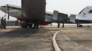 ฝุ่นควันเชียงใหม่หนาหนัก-กองทัพจัดบินโปรยละอองน้ำเหนือเขตชุมชนบรรเทาวันละ 2 เที่ยว