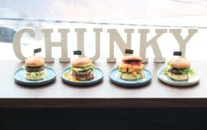 """""""Chunky"""" มากกว่าเบอร์เกอร์ อร่อยเลิศเลอสไตล์โฮมเมด"""