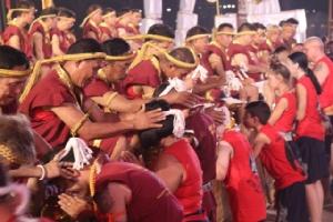 นักมวยทั้งไทย-ชาวต่างชาติจาก 69 ประเทศกว่า 1,500 คน ร่วมงานไหว้ครูมวยไทยโลก