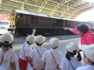 นั่งรถไฟฉึกฉักๆ เที่ยวเหนือ-ล่องใต้ กับเด็กอนุบาลกุ๊กไก่