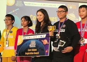 ภาครัฐและเอกชนผนึกกำลังเฟ้นหาสุดยอดทีมเยาวชนไทยแชมป์หุ่นยนต์ไปแข่งขันระดับนานาชาติที่สหรัฐอเมริกา
