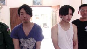 เขมรจับ2 ญี่ปุ่นโหด ฆ่าชิงทรัพย์คนขับรถแท็กซี่ (ชมคลิป)