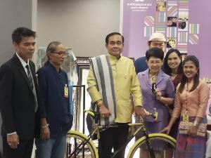 SACICT ชูการพัฒนาศิลปหัตถกรรมสร้างความแข็งแกร่งให้เศรษฐกิจฐานราก ขนงานคราฟต์ยุคดิจิทัล Crafts Bangkok 2019 โชว์ทำเนียบฯ  พร้อมมุ่งสู่การเป็นศูนย์กลางศิลปหัตถกรรมอาเซียน