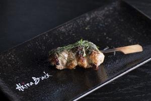 """""""โรบาต้า กริลล์"""" ปิ้งย่างสไตล์ญี่ปุ่น สีสันความอร่อยครั้งใหม่  ของห้องอาหาร อาคีรา แบค โรงแรม แบงค็อก แมริออท มาร์คีส์ ควีนส์ปาร์ค"""