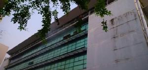 เพลิงไหม้ห้องเก็บเอกสาร อาคารสำนักงานอธิการบดี ม.สวนสุนันทา