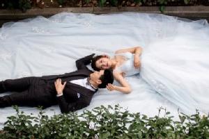 ประชากรเพียง 7.2 ใน 1,000 คนที่สมรส  (แฟ้มภาพเอเอฟพี)