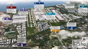 มาตามนัด! ซี.พี.-BTS ยื่นชิงเมืองการบินอู่ตะเภา 2.9 แสนล.