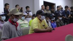 """""""บิ๊กโจ๊ก"""" นำทีมลุยจับยึดทรัพย์ 9 ผู้บริหาร ส.ฌาปนกิจบุรีรัมย์โกงเงินผี 320 ล้าน เสียหาย 3,300 ราย"""