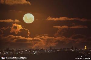 จันทร์เต็มดวงคืนวันวสันตวิษุวัต