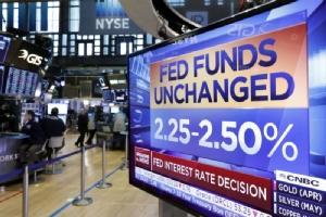 Fed คงอัตราดอกเบี้ยนโยบายตามคาดที่ 2.25 - 2.50%