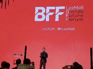 """LazMall""เพิ่มสินค้า5เท่าปีนี้ ไทย-เซาท์อีสต์เอเชียตลาดหลัก"