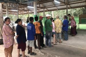 ตื่นเต้น! นักศึกษาสาวศรีสะเกษดีใจได้ไปใช้สิทธิเลือกตั้งครั้งแรก ร่วมชี้นำประเทศไทย