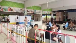 นับคะแนน 1 ชม. เขต 1 อุดรฯ ผู้สมัคร พปชร.นำ ตามด้วยเพื่อไทย