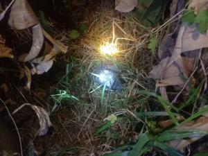 ทหารยึดยานรกอีกครึ่งแสน พบแก๊งค้ายาขนซุกริมฝั่งลำน้ำสายเช้ามืด