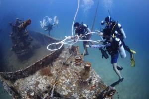 ปตท.จับมือ ม.เกษตรฯ วางทุ่นจอดเรือ อนุรักษ์แนวปะการังหมู่เกาะชุมพร
