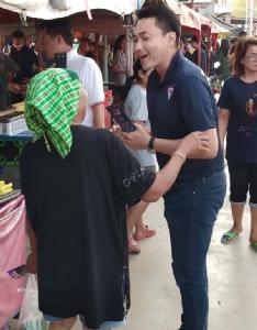 เปิดใจว่าที่ ส.ส.หน้าใหม่ จากพรรคภูมิใจไทย  เผยเดิมตามรอยเท้าพ่อจนประชนชนให้ความไว้วางใจ