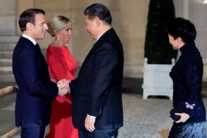ฝรั่งเศสยิ้มร่า!!จีนสั่งซื้อฝูงบินแอร์บัส300ลำมูลค่า3หมื่นล้านยูโร ระหว่างปธน.สีเยือนพบปะมาครง