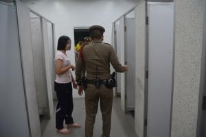 ภัยผู้หญิง..สาววัย 16 ปีหวิดถูกข่มขืนในห้องน้ำภายในปั๊มน้ำมัน โชคดีร้องให้คนช่วยทัน