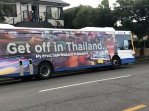 """""""แอร์เอเชีย"""" ฉาว! โฆษณาชาวออสซี่ """"เชิญถึงจุดสุดยอดที่ไทย"""" ส่งเสริมการท่องเที่ยวทางเพศ"""