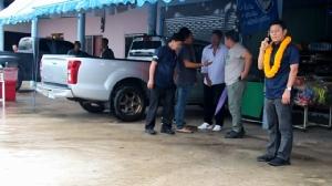 'บุญลือ' ลุยฝนขอบคุณชาวบ้านเขต 5 ราชบุรี ช่วยให้เป็น ส.ส.อีกครั้ง