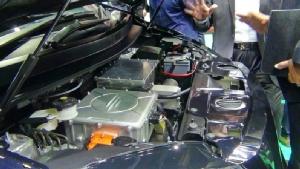 """""""อีเอ"""" เปิดตัวรถยนต์ไฟฟ้าผลิตในไทยคันแรก พร้อมผุด รง.ที่แปดริ้ว ปลายปีนี้"""