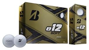 ลูกกอล์ฟ Bridgestone รุ่น e12 ตีได้ระยะไกลและแม่นยำ