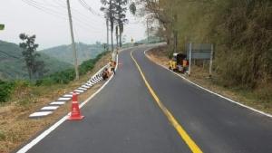 ถนนพร้อม! ซ่อมผิวทาง-ขีดสีตีเส้น-ไฟสว่าง รับเดินทางสงกรานต์