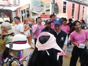 กระทรวงท่องเที่ยวฯลงพื้นที่เกาะพีพีรุกสร้างความเชื่อมั่นการท่องเที่ยว