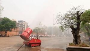หนักได้อีก! เชียงใหม่เผชิญต่อเนื่องวิกฤตหมอกควัน ค่ามลพิษอากาศพุ่งครองแชมป์โลกซ้ำ-PM 2.5 เกินหลายเท่าตัว (ชมคลิป)