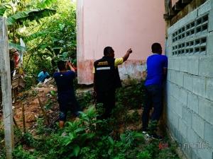 บุกรวบวัยรุ่นพัทลุงมั่วสุมเสพยาคาบ้านเช่า ยึดของกลางหลายรายการ