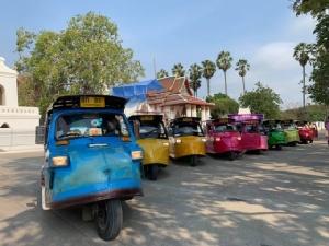 กรุงเก่าเปิดเส้นทางการท่องเที่ยวทางศาสนากลางเมืองมรดกโลกในวันอนุรักษ์มรดกไทย