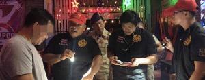 บุกจับโอเกะฉาวเชียงราย! พบจับเด็กพม่าอายุ 17 ค้ากาม 2 ทุ่มยันตีสอง-จ่ายส่วย จนท.กว่า 10 หน่วย